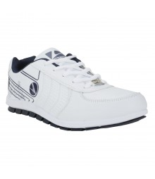 Vostro Rocker White Blue Men Sports Shoes VSS0198
